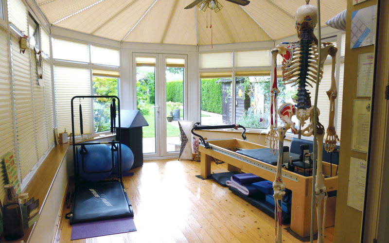 Your first visit to the studio derbyshire pilates